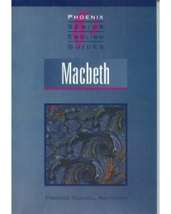 Macbeth Phoenix Senior English Guide