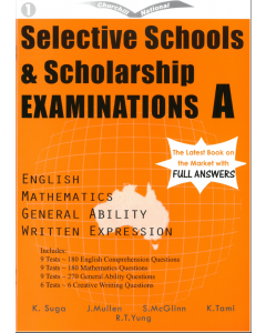 Selective Schools & Scholarship Examinations A