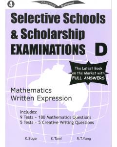 Selective Schools & Scholarship Examinations D
