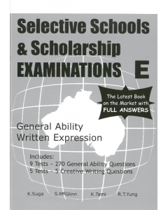 Selective Schools & Scholarship Examinations E