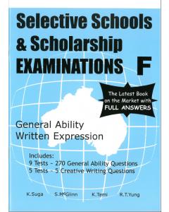Selective Schools & Scholarship Examinations F