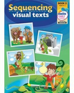 Sequencing Visual Texts Book 2 (Ages 4-7)