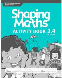 Shaping Maths Activity Book 1A - 3rd Edition