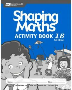 Shaping Maths Activity Book 1B - 3rd Edition