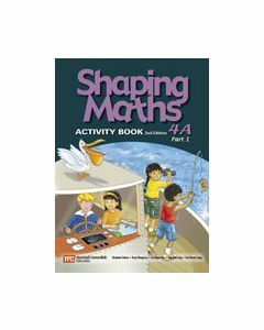 Shaping Maths Activity Book 4A (Part 1)