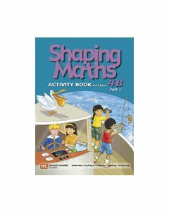 Shaping Maths Activity Book 4B (Part 1)