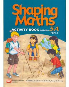 Shaping Maths Activity Book 5A (Part 2)