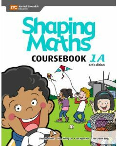 Shaping Maths Coursebook 1A - 3rd Edition