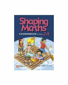 Shaping Maths Coursebook 2A