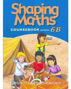 Shaping Maths Coursebook 6B
