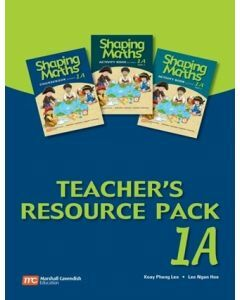 Shaping Maths Teacher's Resource Pack 1A