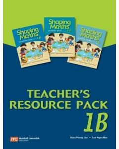 Shaping Maths Teacher's Resource Pack 1B