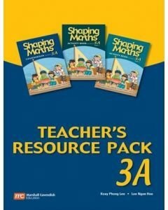 Shaping Maths Teacher's Resource Pack 3A