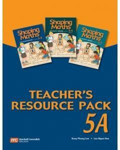 Shaping Maths Teacher's Resource Pack 5A