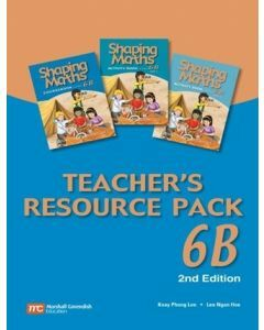 Shaping Maths Teacher's Resource Pack 6B