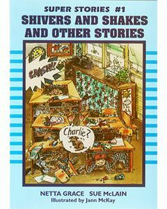 Shivers and Shakes and Other Stories (Five Senses)