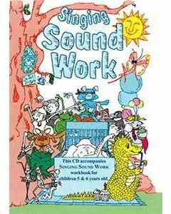 Singing Sound Work CD