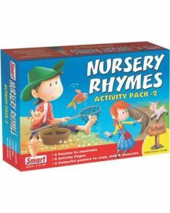 Nursery Rhymes Activity Pack 2 (Ages 3+)