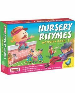Nursery Rhymes Activity Pack 3 (Ages 3+)