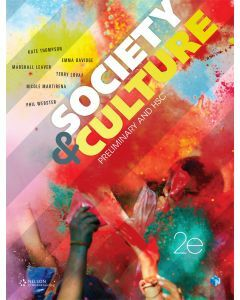 Society and Culture: Preliminary and HSC (2nd edition)
