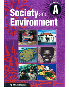 Society and Environment Workbook A (Ages 5 to 6)