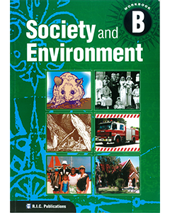 Society and Environment Workbook B (Ages 6 to 7)
