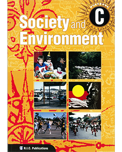 Society and Environment Workbook C (Ages 7-8)