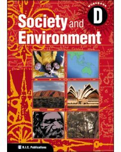 Society and Environment Workbook D (Ages 8 to 9)