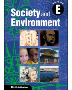 Society and Environment Workbook E (Ages 9 to 10)