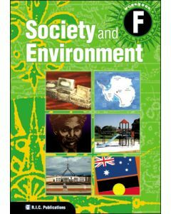 Society and Environment Workbook F (Ages 10 to 11)