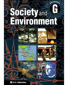 Society and Environment Book G (Ages 11+)