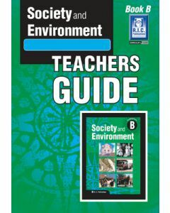 Society and Environment Teachers guide NSW Book B (Ages 6 to 7)