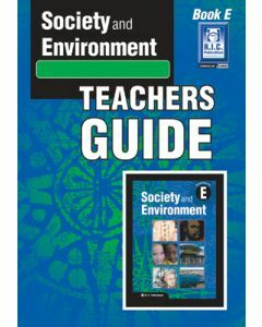 Society and Environment Teachers guide NSW Book E (Ages 9 to 10)