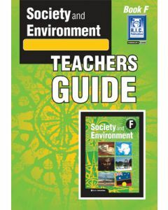 Society and Environment Teachers guide NSW Book F (Ages 10 to 11)