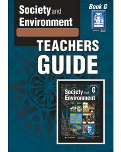 Society and Environment Teachers guide NSW Book G (Ages 11+)
