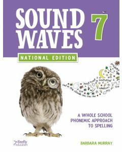 Sound Waves National Edition - Primary Spelling & Vocabulary