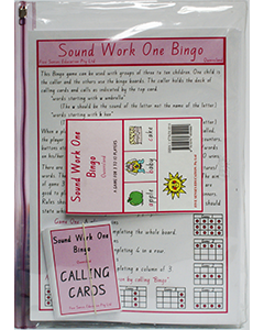 Sound Work 1 Bingo QLD