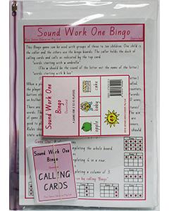 Sound Work 1 Bingo QLD