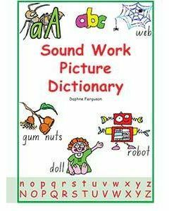 Sound Work Picture Dictionary