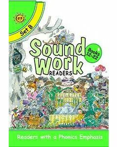Sound Work Readers Boxed Set B Books 12-22