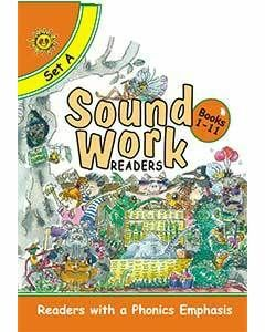 Sound Work Readers Boxed Set A Books 1-11
