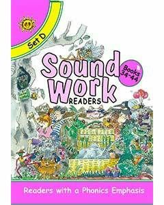 Sound Work Readers Boxed Set D Books 34-44