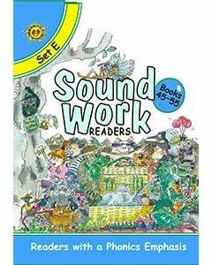 Sound Work Readers Boxed Set E Books 45-55