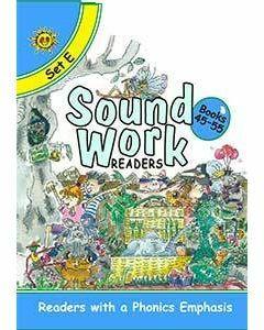 Sound Work Readers Boxed Set E Books 45-55
