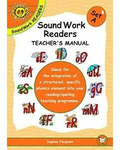 Sound Work Readers Teachers Manual Set A
