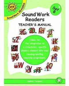 Sound Work Readers Teachers Manual Set B
