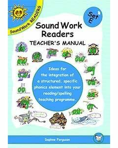 Sound Work Readers Teachers Manual Set E