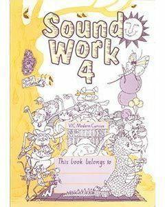 Sound Work Workbook 4 (Vic)
