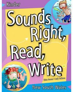 Sounds Right, Read, Write NSW Kinder