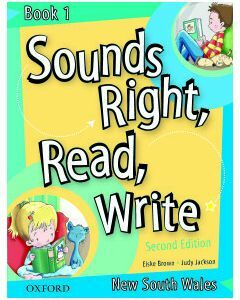 Sounds Right Read Write NSW Book 1 Second Edition